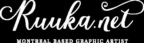 Ruuka.net - Montreal-based Graphic Artist