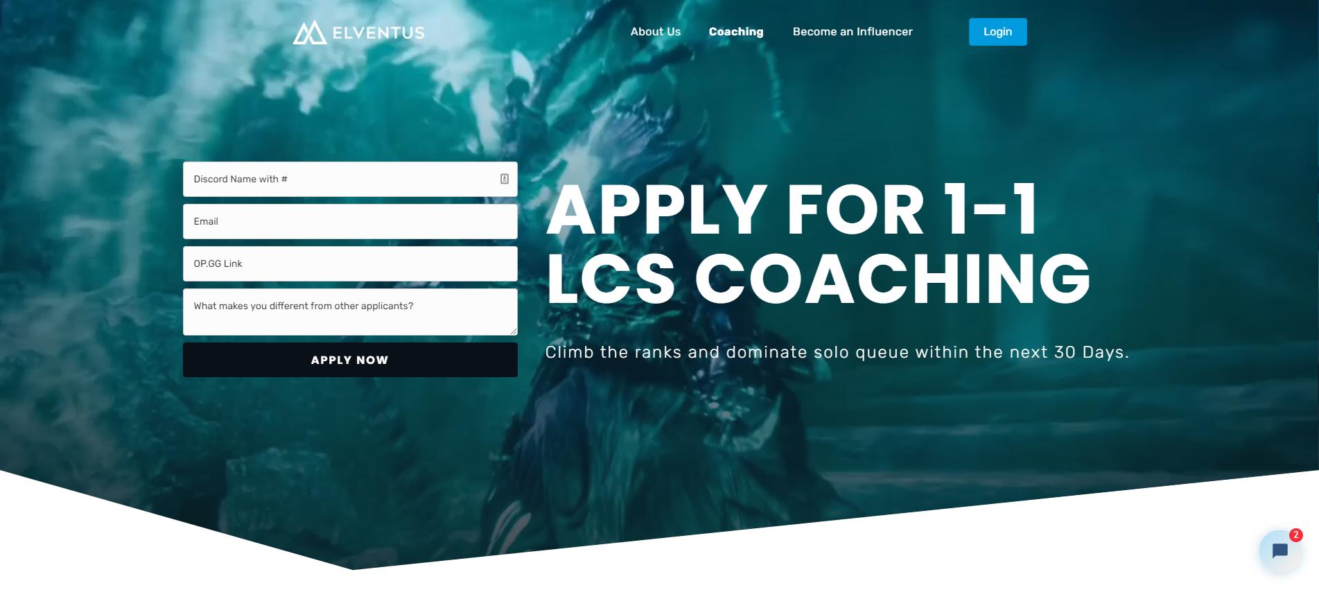 Coaching-Elventus