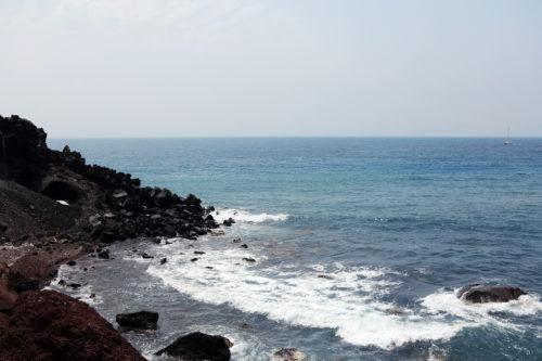 Greece - Santorini, Akrotiri - Red Beach